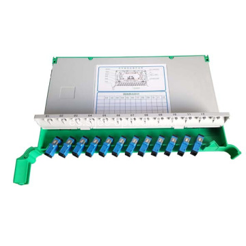 Splicing & Distribution Module Bandeja integrativa