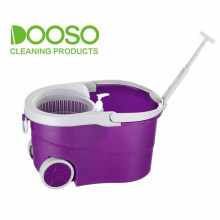 Double Device Easy Press Spin Mop DS-317