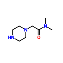39890-43-2 N,N-Dimethyl-2-piperazin-1-yl-acetamide
