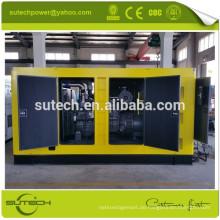 Günstigen Preis 320kw super leise Generator mit Shangchai SC15G500D2 neuen Motor