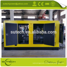 Cheap price 320kw super silent generator with Shangchai SC15G500D2 new engine