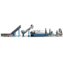 PE Recycling line with Water