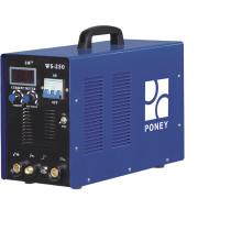 Machine de soudage TIG Mosfet à trois phases de l'onduleur TIG-250/300/400