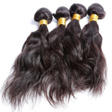 Top quality 100% virgin Indian hair natural wave