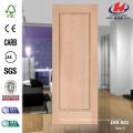 (JHK-001) Natural Molded HDF Beech Door Painel Fabricação