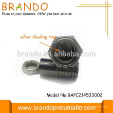 Armadura N / Cerrada 2/2 Way con sello de PTFE y anillo de plata de sombreado