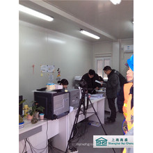 Made in China Luxury Container House (shs-mh-camp033)