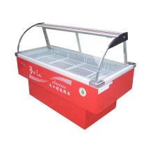 Холодильный и мороженый морозильник для супермаркетов