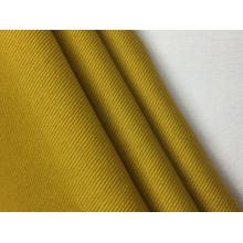 Tissu uni en sergé de coton des années 20
