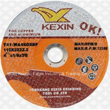 Factory Selling Abrasive Grinding Wheel for Copper & Aluminium
