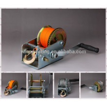 portable China winch supplier belt cable ratchet tightener