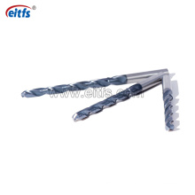 Solid Carbide High Performance Step Twist Drill Bits for Metal Drilling
