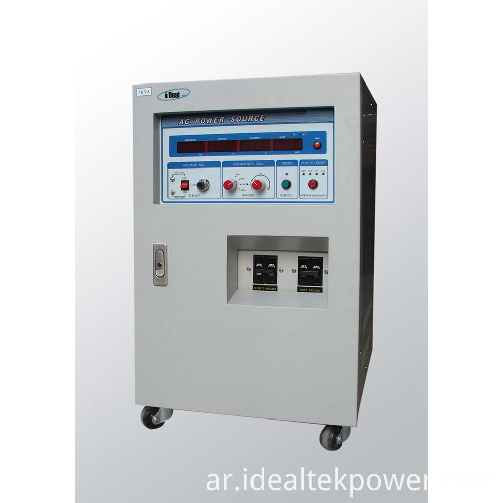 5kva Ac Power Supply