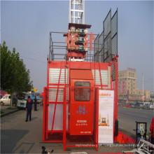 Elevador de construção com imersão em zinco (SC200 / 200)