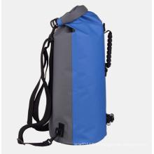 Esportes ao ar livre camping 40l mochila saco impermeável seco (yky7279)
