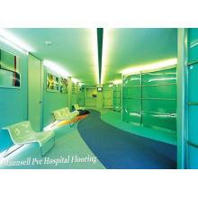 Assoalho barato do vinil / PVC da sala de operações do hospital