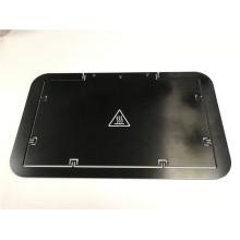 Placa de aquecimento de peças de precisão de automação não padrão