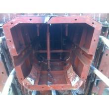 Прочная коробчатая балка для стальной конструкции