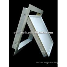 Air vent access door