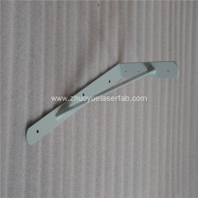 Customized L Shape Bracket Metal Fabrication