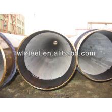 api 5l X42 erw carbon steel pipe price per ton