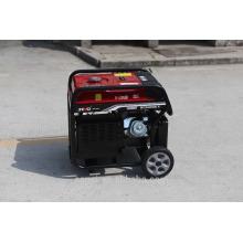 4-stufig Zuverlässiger elektrischer Start Benzin-Generator zum Verkauf