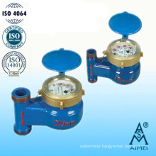 Multi Jet Rotary Vane Wheel Vertical Water Meter