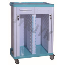 ABS Medical Cart for Patient Record Holders