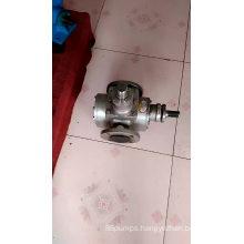 YCB series stainless steel pump oil gear pump