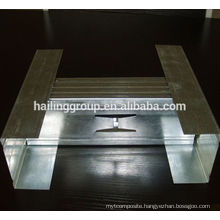 Anticaustic Metal galvanized C channel for ceiling and dry wall