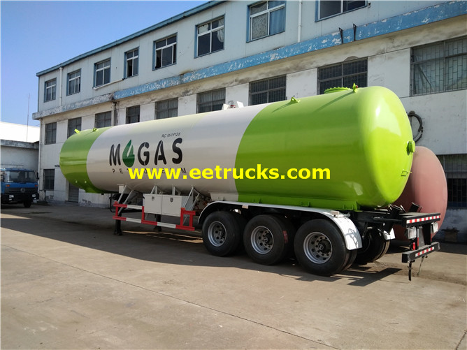 60 CBM ASME LPG Road Trailers