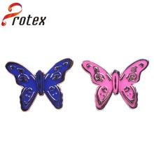 2015 Vente en gros Papillon Nouveau produit chaud Ornement en plastique