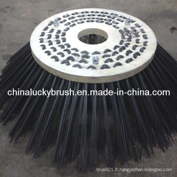 Mélange de bois Wood Side Side Machinery Brush (YY-003)