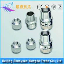 China Fornecedor CNC Machining Parts Conector fêmea