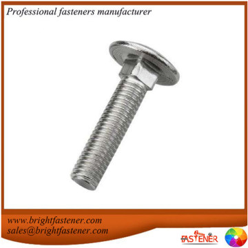 High Quality Round Head Square Neck Carriage Bolt DIN603