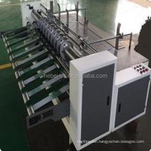 corrugated board partition machine