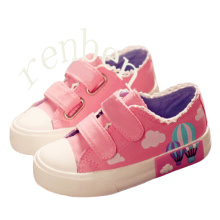 New Popular Children′s Casual Canvas Shoes