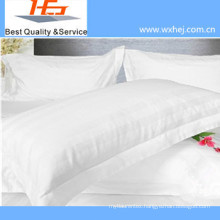 100% Polyester Micro Fiber Peached 105gsm White Pillow Case China Supplier