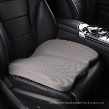 Car Memory Foam Heightening Seat Cushion, Tailbone (Coccyx) and Lower Back Pain Relief Cushion, for Office Chair, Wheelchair and More.
