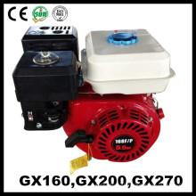 Moteur à essence Anditiger 5.5HP Gx160 168f pour le Ghana