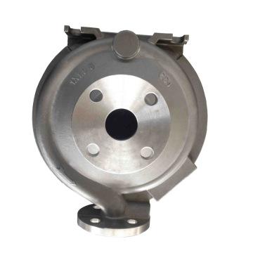 Caja de la bomba de agua de acero inoxidable de fundición de arena