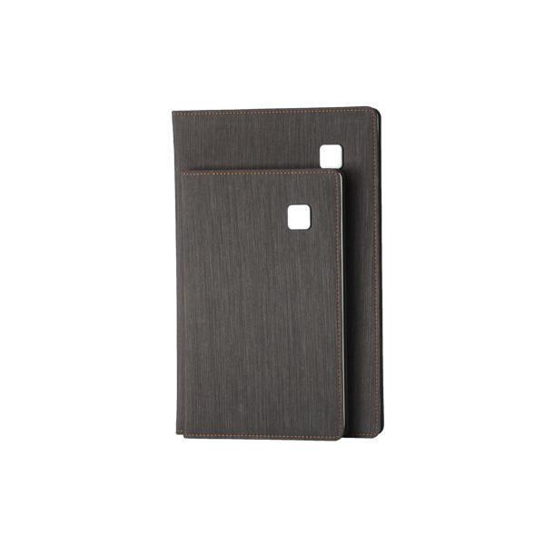 Taiwan Silk fabric Hardcover Marble Stone Notebook