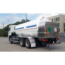 16m3 LNG Cryogenic Liquid Transport Tanker