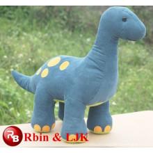 Schraffur Dinosaurier Spielzeug gefüllte Tier blaue Farbe