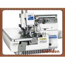 WD-700-4/02 X 250 Super alta velocidade quatro threads de cadeia dupla rolamento máquina Overlock