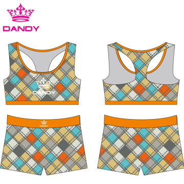 Custom Cheer Practice Wear für Frauen