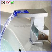 China marca nova cachoeira latão torneira torneira da bacia (fd15057f)