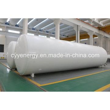 New Welded Steel Liquid Oxygen Nitrogen Argon Carbon Dioxide Tank