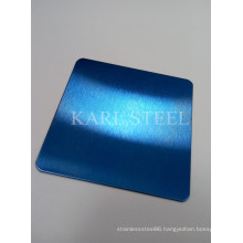 High Quality 410 Stainless Steel Color Sheet for Decoration Materials
