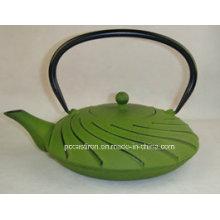 Chaleira de chá de ferro fundido de 1,1 litros